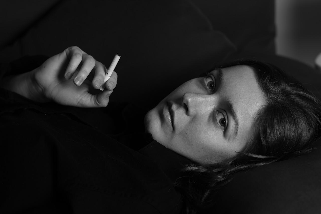 Wpływ palenia na organizm człowieka